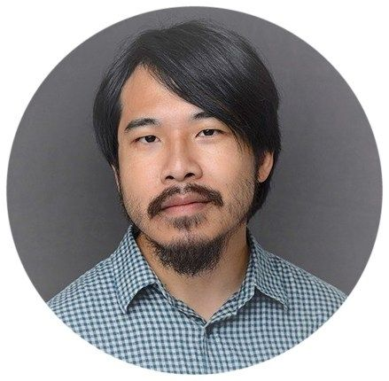 Lucas Kwong, Asst Prof of English, City Tech