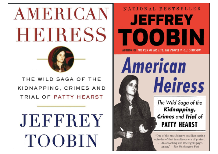 Toobin book covers